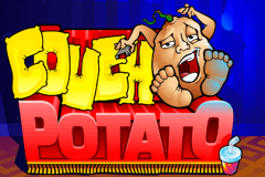 logo couch potato microgaming slot online