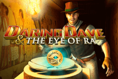 logo daring dave the eye of ra playtech slot online