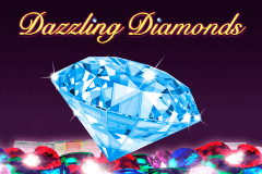 logo dazzling diamonds novomatic slot online