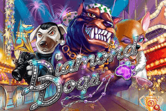 logo diamond dogs netent slot online