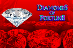 logo diamonds of fortune novomatic slot online