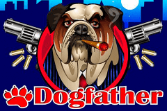 logo dogfather microgaming slot online