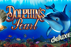 logo dolphins pearl deluxe novomatic slot online