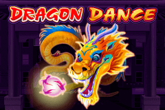 logo dragon dance microgaming slot online