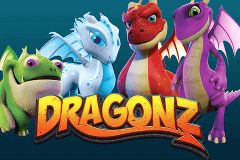 logo dragonz microgaming slot online