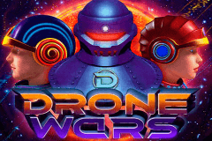 logo drone wars microgaming slot online