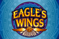 logo eagles wings microgaming slot online