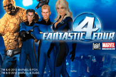 logo fantastic four playtech slot online