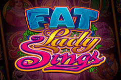 logo fat lady sings microgaming slot online