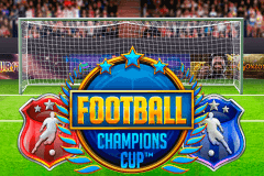 logo football champions cup netent slot online