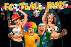logo football fans playtech slot online