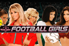 logo football girls playtech slot online