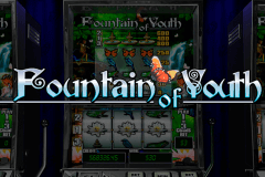logo fountain of youth playtech slot online
