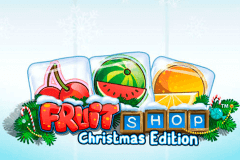 logo fruit shop christmas edition netent slot online