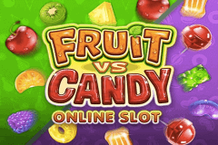 logo fruit vs candy microgaming slot online