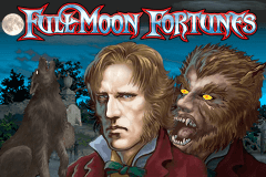 logo full moon fortunes playtech slot online