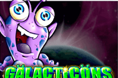 logo galacticons microgaming slot online