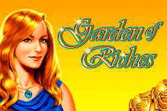 logo garden of riches novomatic slot online