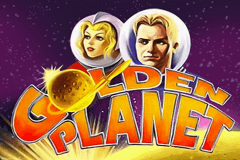 logo golden planet novomatic slot online