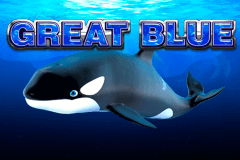 logo great blue playtech slot online