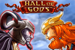 logo hall of gods netent slot online