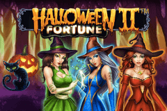 logo halloween fortune ii playtech slot online