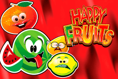 logo happy fruits novomatic slot online