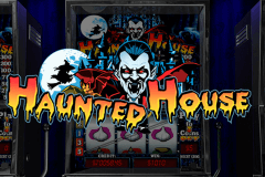 logo haunted house playtech slot online
