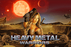 logo heavy metal warriors isoftbet slot online