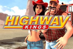 logo highway kings playtech slot online