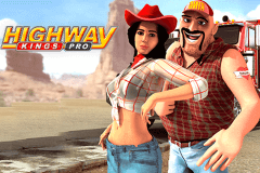 logo highway kings pro playtech slot online
