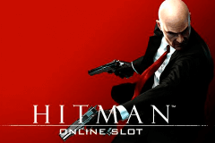logo hitman microgaming slot online