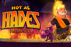 logo hot as hades microgaming slot online