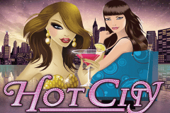 logo hot city netent slot online