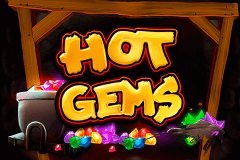 logo hot gems playtech slot online