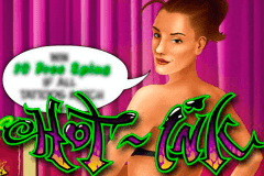 logo hot ink microgaming slot online
