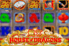 logo house of dragons microgaming slot online