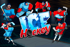 logo ice hockey playtech slot online