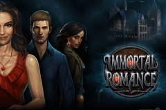 logo immortal romance microgaming slot online