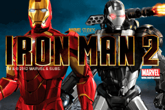logo iron man 2 playtech slot online