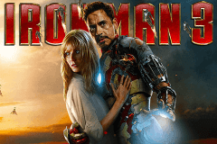 logo iron man 3 playtech slot online