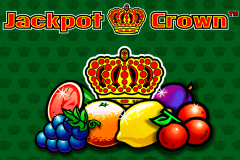 logo jackpot crown novomatic slot online