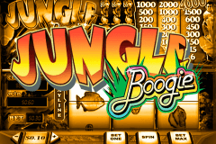 logo jungle boogie playtech slot online