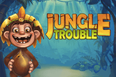 logo jungle trouble playtech slot online