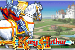 logo king arthur microgaming slot online