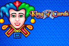 logo king of cards novomatic slot online