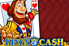 logo kings of cash microgaming slot online