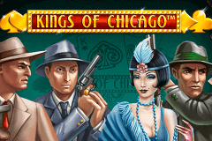 logo kings of chicago netent slot online