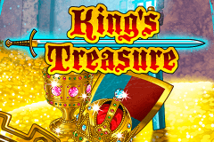 logo kings treasure novomatic slot online