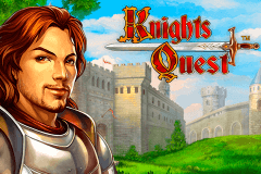 logo knights quest novomatic slot online